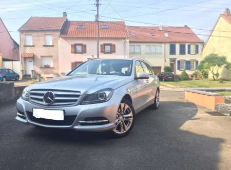 Mercedes classe c break 220 cdi blue efficiency for Garage mercedes mouscron
